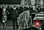 Image of Kennedy's State Funeral Washington DC USA, 1963, second 48 stock footage video 65675021642