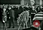 Image of Kennedy's State Funeral Washington DC USA, 1963, second 49 stock footage video 65675021642