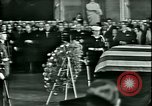 Image of Kennedy's State Funeral Washington DC USA, 1963, second 51 stock footage video 65675021642