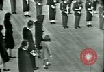 Image of Kennedy's State Funeral Washington DC USA, 1963, second 33 stock footage video 65675021643