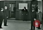 Image of Prime Minister Hayato Ikeda Dulles Virginia USA, 1963, second 14 stock footage video 65675021645