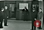 Image of Prime Minister Hayato Ikeda Dulles Virginia USA, 1963, second 15 stock footage video 65675021645