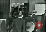 Image of Prime Minister Hayato Ikeda Dulles Virginia USA, 1963, second 26 stock footage video 65675021645