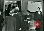 Image of Prime Minister Hayato Ikeda Dulles Virginia USA, 1963, second 28 stock footage video 65675021645