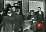 Image of Prime Minister Hayato Ikeda Dulles Virginia USA, 1963, second 29 stock footage video 65675021645