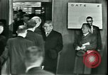 Image of Prime Minister Hayato Ikeda Dulles Virginia USA, 1963, second 30 stock footage video 65675021645