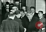 Image of Prime Minister Hayato Ikeda Dulles Virginia USA, 1963, second 36 stock footage video 65675021645