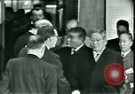 Image of Prime Minister Hayato Ikeda Dulles Virginia USA, 1963, second 37 stock footage video 65675021645