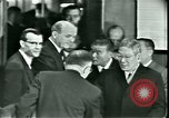 Image of Prime Minister Hayato Ikeda Dulles Virginia USA, 1963, second 39 stock footage video 65675021645