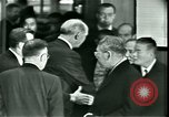 Image of Prime Minister Hayato Ikeda Dulles Virginia USA, 1963, second 41 stock footage video 65675021645