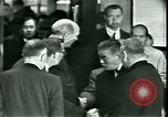 Image of Prime Minister Hayato Ikeda Dulles Virginia USA, 1963, second 42 stock footage video 65675021645