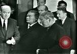 Image of Prime Minister Hayato Ikeda Dulles Virginia USA, 1963, second 44 stock footage video 65675021645