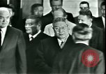 Image of Prime Minister Hayato Ikeda Dulles Virginia USA, 1963, second 45 stock footage video 65675021645