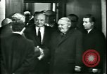 Image of President Heinrich Lubke Dulles Virginia USA, 1963, second 11 stock footage video 65675021647