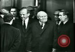 Image of President Heinrich Lubke Dulles Virginia USA, 1963, second 13 stock footage video 65675021647