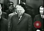 Image of President Heinrich Lubke Dulles Virginia USA, 1963, second 21 stock footage video 65675021647