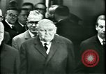 Image of President Heinrich Lubke Dulles Virginia USA, 1963, second 22 stock footage video 65675021647