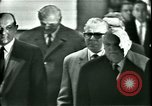 Image of President Heinrich Lubke Dulles Virginia USA, 1963, second 26 stock footage video 65675021647