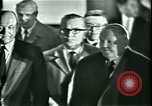 Image of President Heinrich Lubke Dulles Virginia USA, 1963, second 27 stock footage video 65675021647