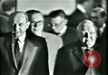 Image of President Heinrich Lubke Dulles Virginia USA, 1963, second 29 stock footage video 65675021647