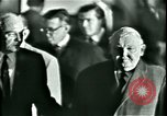 Image of President Heinrich Lubke Dulles Virginia USA, 1963, second 30 stock footage video 65675021647