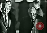 Image of President Heinrich Lubke Dulles Virginia USA, 1963, second 33 stock footage video 65675021647