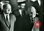 Image of President Heinrich Lubke Dulles Virginia USA, 1963, second 35 stock footage video 65675021647