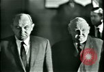 Image of President Heinrich Lubke Dulles Virginia USA, 1963, second 37 stock footage video 65675021647