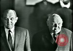 Image of President Heinrich Lubke Dulles Virginia USA, 1963, second 41 stock footage video 65675021647