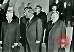 Image of President Heinrich Lubke Dulles Virginia USA, 1963, second 45 stock footage video 65675021647