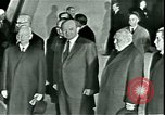 Image of President Heinrich Lubke Dulles Virginia USA, 1963, second 47 stock footage video 65675021647