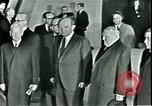 Image of President Heinrich Lubke Dulles Virginia USA, 1963, second 48 stock footage video 65675021647