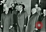 Image of President Heinrich Lubke Dulles Virginia USA, 1963, second 49 stock footage video 65675021647