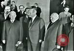 Image of President Heinrich Lubke Dulles Virginia USA, 1963, second 50 stock footage video 65675021647