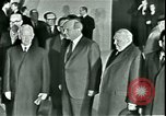 Image of President Heinrich Lubke Dulles Virginia USA, 1963, second 51 stock footage video 65675021647