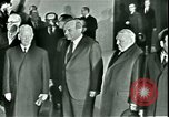 Image of President Heinrich Lubke Dulles Virginia USA, 1963, second 52 stock footage video 65675021647