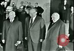 Image of President Heinrich Lubke Dulles Virginia USA, 1963, second 55 stock footage video 65675021647