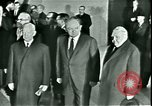 Image of President Heinrich Lubke Dulles Virginia USA, 1963, second 56 stock footage video 65675021647