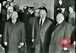 Image of President Heinrich Lubke Dulles Virginia USA, 1963, second 57 stock footage video 65675021647
