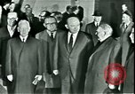 Image of President Heinrich Lubke Dulles Virginia USA, 1963, second 59 stock footage video 65675021647