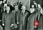 Image of President Heinrich Lubke Dulles Virginia USA, 1963, second 60 stock footage video 65675021647