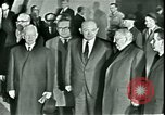 Image of President Heinrich Lubke Dulles Virginia USA, 1963, second 61 stock footage video 65675021647