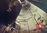 Image of Soviet R-36 ICBM missile in silo Soviet Union, 1975, second 28 stock footage video 65675021657