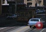 Image of cable cars of San Francisco San Francisco California USA, 1968, second 13 stock footage video 65675021684
