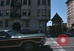 Image of cable cars of San Francisco San Francisco California USA, 1968, second 27 stock footage video 65675021684