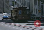 Image of cable cars of San Francisco San Francisco California USA, 1968, second 45 stock footage video 65675021684