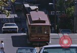 Image of Cable Cars in San Francisco 1960s San Francisco California USA, 1968, second 2 stock footage video 65675021685