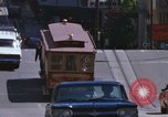 Image of Cable Cars in San Francisco 1960s San Francisco California USA, 1968, second 5 stock footage video 65675021685