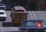 Image of Cable Cars in San Francisco 1960s San Francisco California USA, 1968, second 6 stock footage video 65675021685