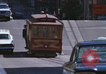 Image of Cable Cars in San Francisco 1960s San Francisco California USA, 1968, second 7 stock footage video 65675021685